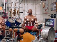Terry Crew Old Spice Remix Muscle Music Commercial