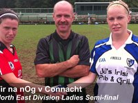Connacht Ladies v Tir na nOg