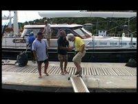 [Velisti per Caso] L'arrivo ad Antigua: terraaaa!