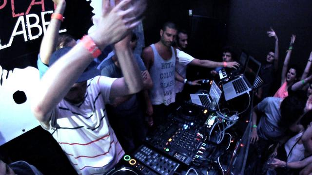 Play Label 4th Bday Bash at WOOD w/ POPOF, ADANA TWINS & more