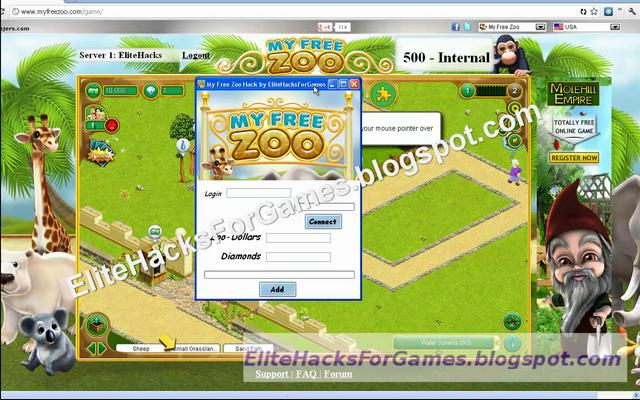 My Free Zoo Cheats