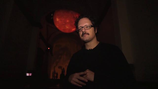 Rafael Lozano-Hemmer Nerdfest Interview with Ben Duffield (Mexico 2012)