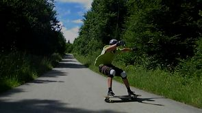 Summer Longboard - Don't look back