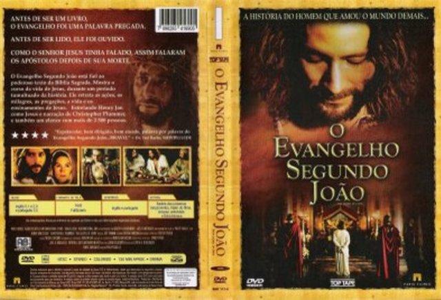 Filme - O Evangelho Segundo João