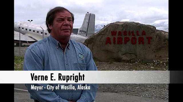 Interview with Mayor Verne Rupright – Wasilla, AK