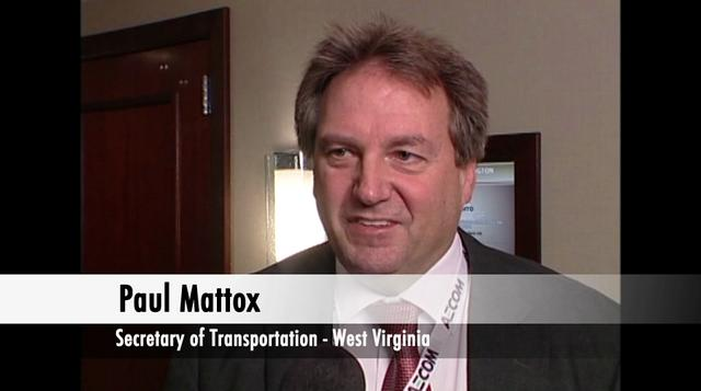 Interview with Secretary Paul A. Mattox Jr. – West Virginia Department of Transportation