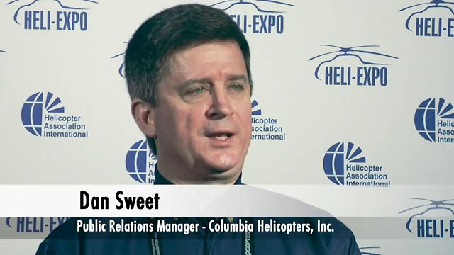 Interview with Dan Sweet – Public Relations Manager, Columbia Helicopter, Inc.