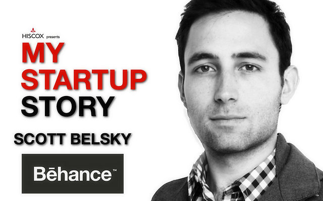 Scott Belsky, co-founder of Behance offers advice to entrepreneurs and shares some of his own startup experiences