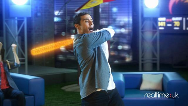 Commercial - 'Kinect Sports for XBOX - Series II'