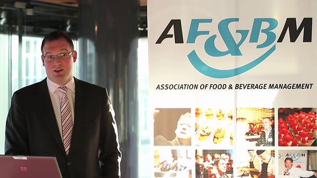 AF&BM F&B Professional of the Year 2012 | jurybijeenkomst