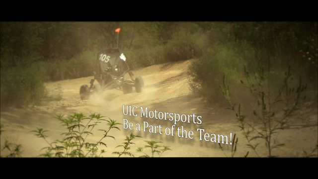 UIC Motorsports, Be a Part of the Team