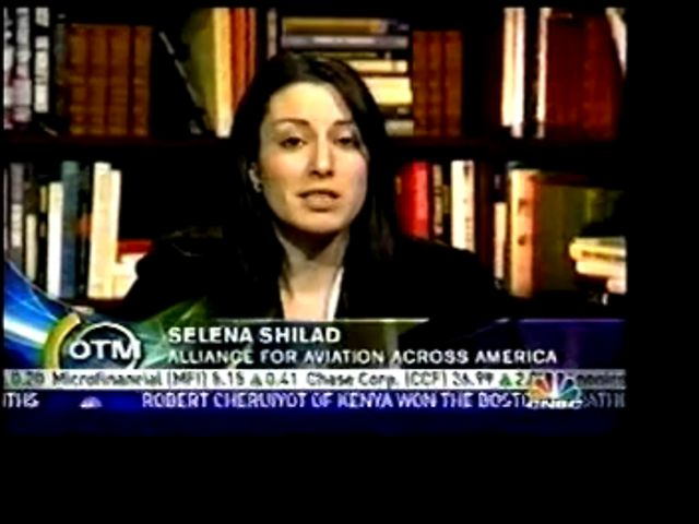 "Alliance Executive Director Selena Shilad on ""On The Money"" – CNBC 2009"
