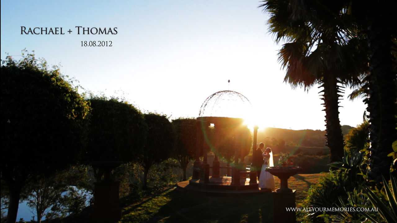 Wedding Video Sunshine Coast