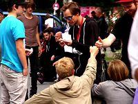 Place: Berlin / Germany    Results:  1. John Bolino  2. Montre Livingstone  3. Nils Jansons / Gagi    Bladers: John Bolino, Nils Jansons, Josh Glowicki, Montre Livingston, Tomek Przybylik, Jo Zenk, Eugen Enin, Gagi, Daniel Prell.    Film: Przemek Madej, Dirk Oelmann, Igor Jovanovic.    Edit: Przemek Madej    Music: Dilated People - World on Whells / Souls of Mischief - '93 Till Infinity (KidLogic '08 Till Remix)