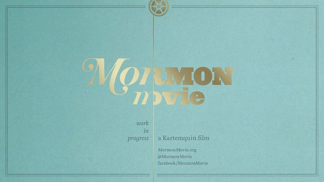MORMON MOVIE - First Look (WIP)