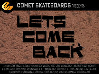 Comet // LETS COME BACK
