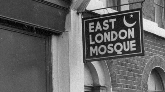 Introduction to the histoy of the East London Mosque & London Muslim Centre