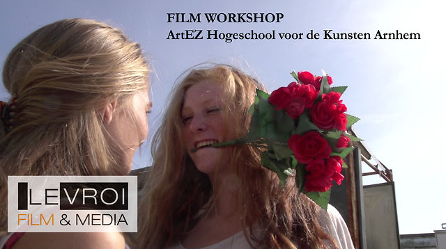 SCENE 3 • ArtEZ workshop