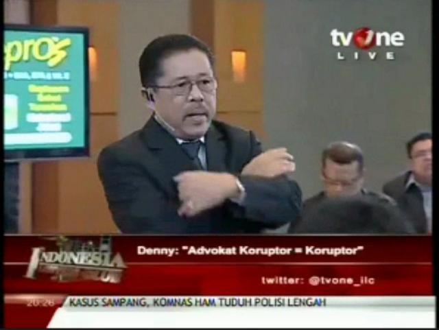 Indonesia Lawyer Club Agustus