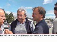 Portogallo, concluso il tour organizzato dalla BCC MP e dal CBMP