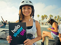 Hello Skater Girl - Book Is Done