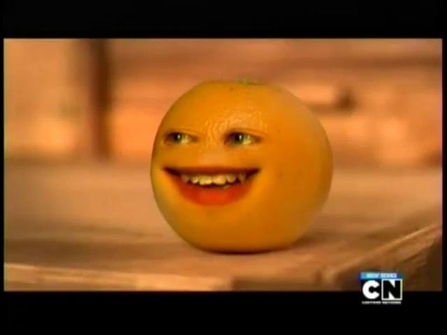 The Adventurer's Adventures in The High Fructose Adventures of Annoying Orange - Sir Juice A Lot
