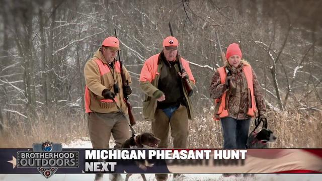 Labor Day Marathon: IAFF Member Hunts MI Pheasant