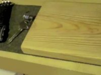 Inductive Charging…Through Wood