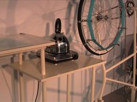 Recycle Your God-Awful Christmas Knits With This Pedal-Powered Un-Knitting Machine