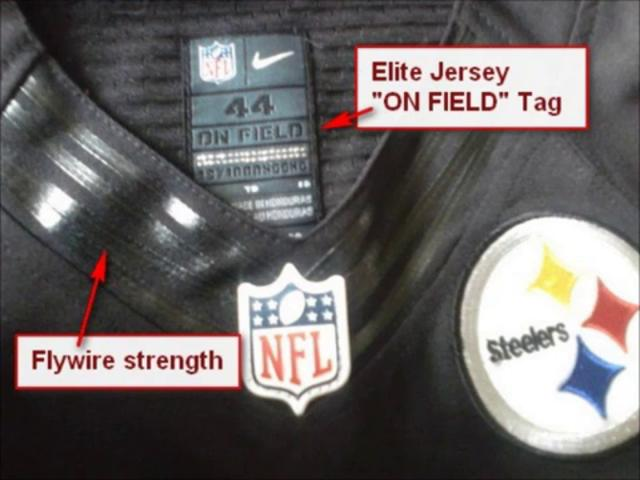 NFL Jerseys; Nike Elite NFL