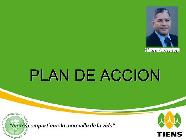 Plan De Accion Pedro Odreman On Vimeo