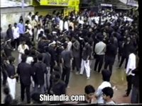 10th Muharram Anjuman-e-Hyderia Juloos 1992