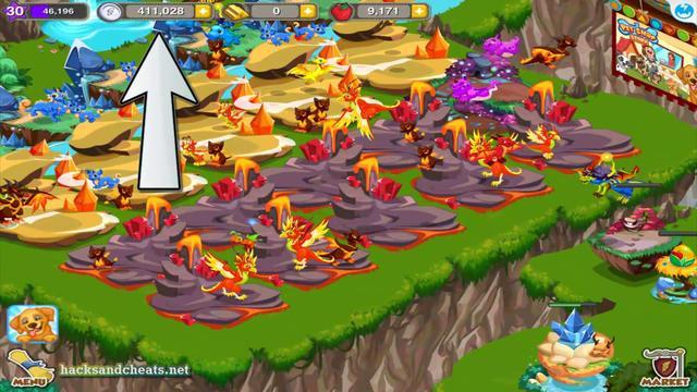 Dragon Story hacks free