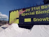 Transworld Team Shoot Out: Special Blend's 21st Birthday