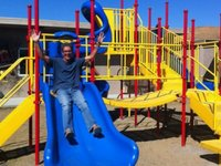 Playground Dedecation  (9.2.12)