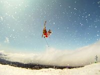 GoPro HD HERO camera: The Ski Move