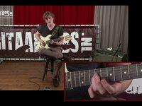 Vrij meespelen op je gitaar deel 4