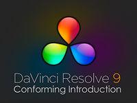 DaVinci Resolve - Conforming Introduction