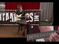 Vrij meespelen op je gitaar deel 3