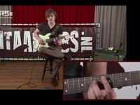 Vrij meespelen op je gitaar deel 7