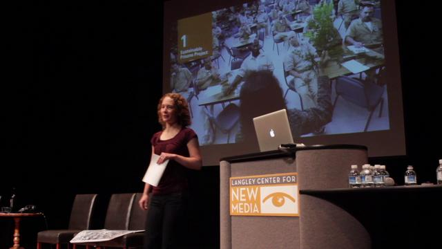 Stories from the Multimedia Toolbox - Collaborations for Cause 2012