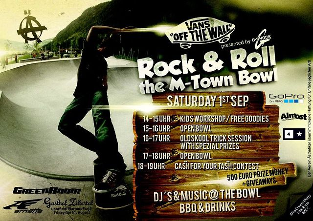 Rock and Roll the M-Town Bowl 2012