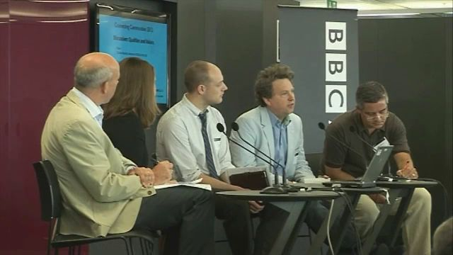 BBC Connecting Communities Report by Chris Cunningham