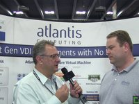 Atlantis Computing - VMWorld 2012