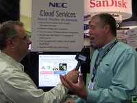 NEC Cloud - VMWorld 2012