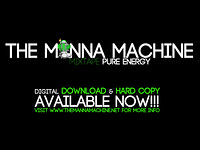 "THE MANNA MACHINE mixtape ""PURE ENERGY"" trailer"