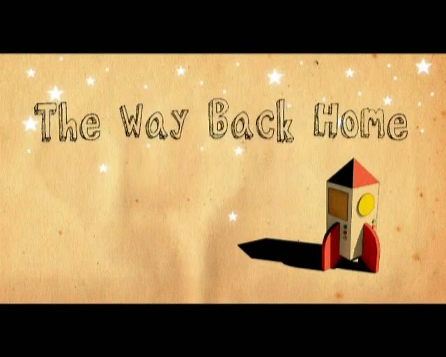The way back home on vimeo for Which way to home