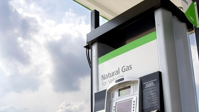 Natural Gas Fueling Stations Near Me