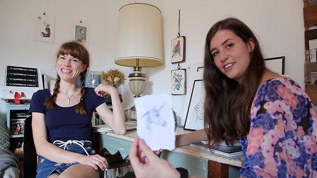 Monki TV: Meet Illustrator Jenny Mörtsell
