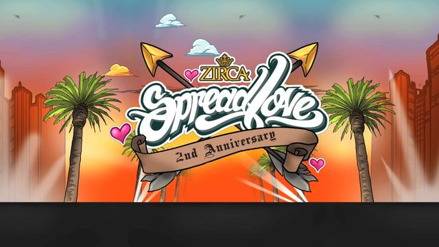 SPREADLOVE 2nd Anniversary // 15 Sep 2012 (Trailer)